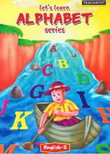Load image into Gallery viewer, Teachatot Publications-Let's Learn Alphabet Series: English-2-9789675838125-BukuDBP.com