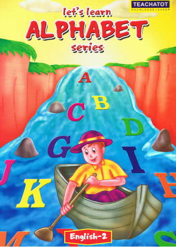 Teachatot Publications-Let's Learn Alphabet Series: English-2-9789675838125-BukuDBP.com