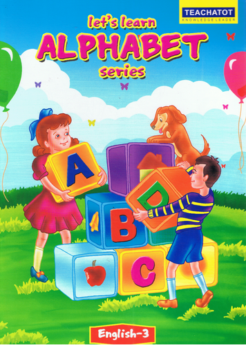 Teachatot Publications-Let's Learn Alphabet Series: English-3-9789675838132-BukuDBP.com