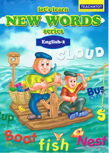 Teachatot Publications-Let's Learn New Words Series: English-2-9789675838156-BukuDBP.com