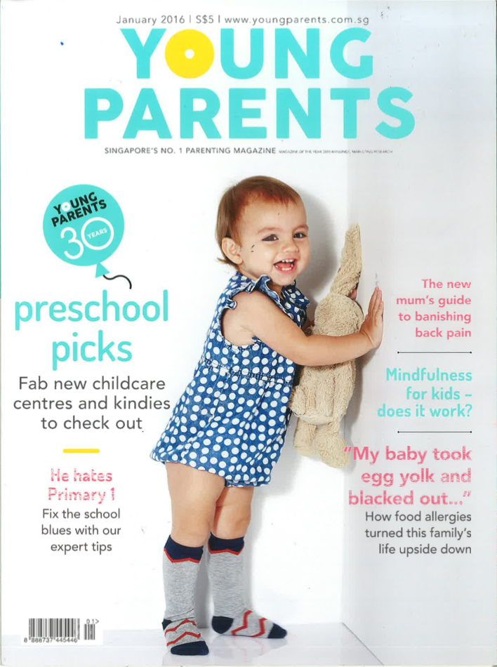Young Parents - January 2016