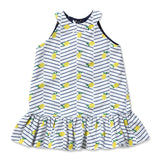 Citronnier Frill Reversible Dress