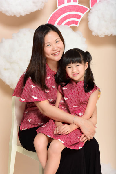 Little Tangmi Women's Cheongsam Top (Mouse)