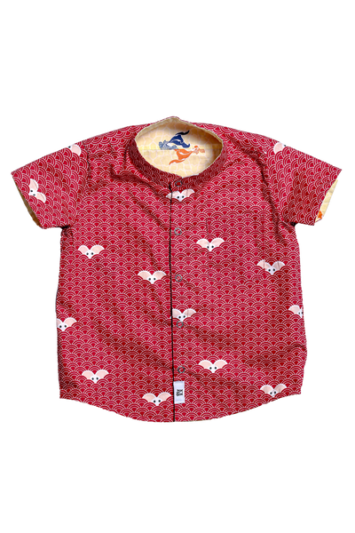Little Tangmi Reversible Shirt