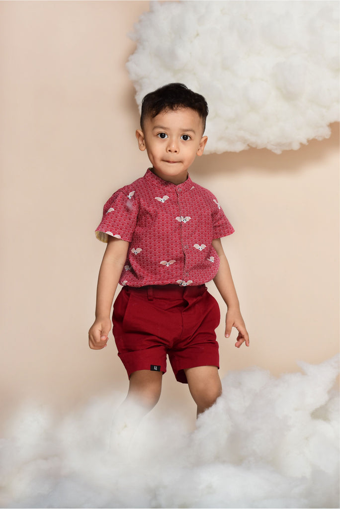 Little Tangmi Non-Reversible Shirt (Mouse)