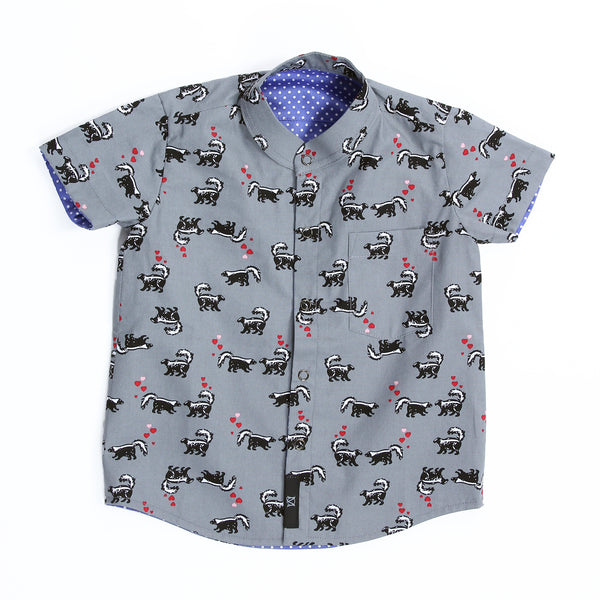 LoveLePew Reversible Shirt
