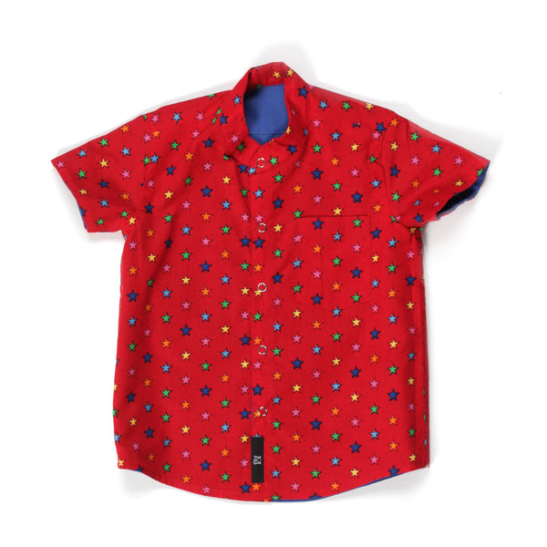 Rock Star Reversible Shirt