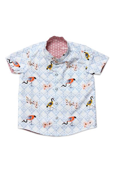 Xiaoan Reversible Shirt