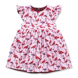 Flamingo-Rara Frill Reversible Dress