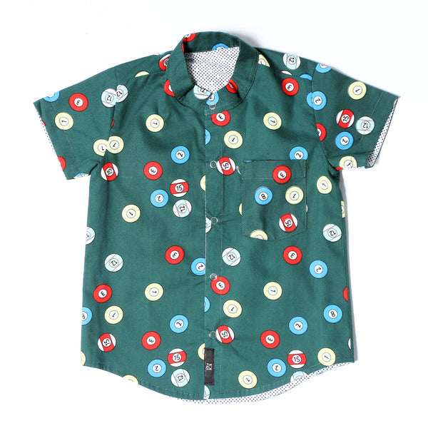 Billiard Reversible Shirt