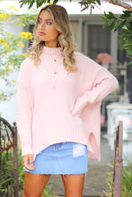 New York Sweater - Pink