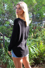 Indikah Sweater -Black