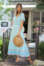 Expecting To Fly Maxi Dress