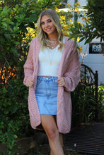 Love Indi Cardigan - Blush