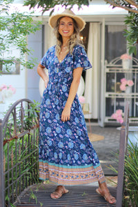 Dancing Queen Maxi Dress