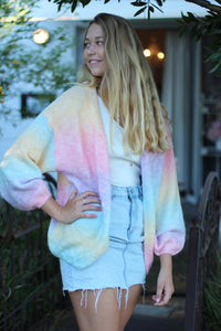 Colour Your World Cardigan