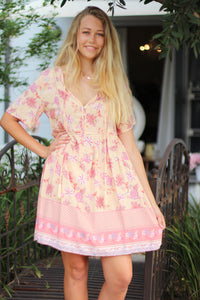 Summer Love Mini Dress