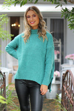 New York Sweater - Forest Green