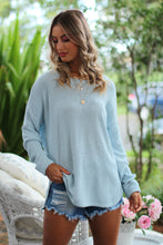 Indikah Sweater - Ice Blue