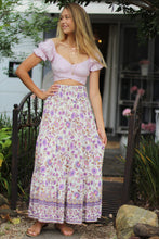 Blissful Blooms Maxi Skirt
