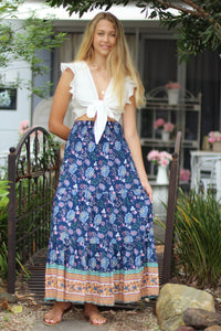 Lucy in the Sky Maxi Skirt