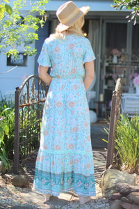 Tea Tree Maxi Dress