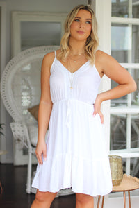 Enchanted Mini Dress