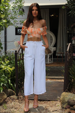 Downtown Girl Jumpsuit - White