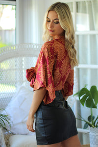 Dusk to Dawn Maxi Skirt