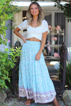 Earth Vibes Maxi Skirt