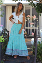 Minty Magic Maxi Skirt
