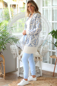 Lily of the Valley Maxi Dress