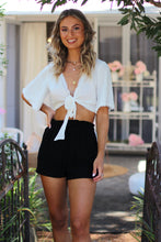 Tea Light Shorts - Black