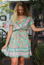 Island Getaway Mini Dress