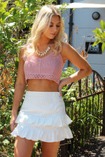 Grace Loves Lace Mini Skirt