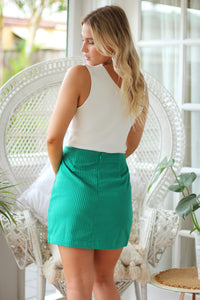 Tranquil Retreat Mini Dress