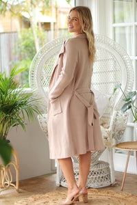 Black Ivy Mini Skirt