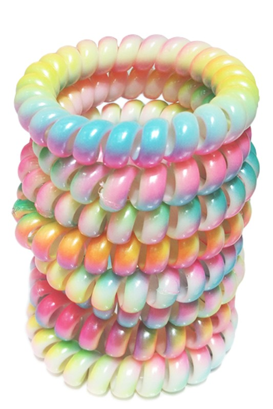 Party Time Boutique Coil Hair Ties