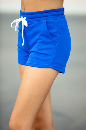 Best Dressed Shorts in Royal Blue