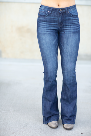 KanCan Friends Forever Boot Cut Jeans