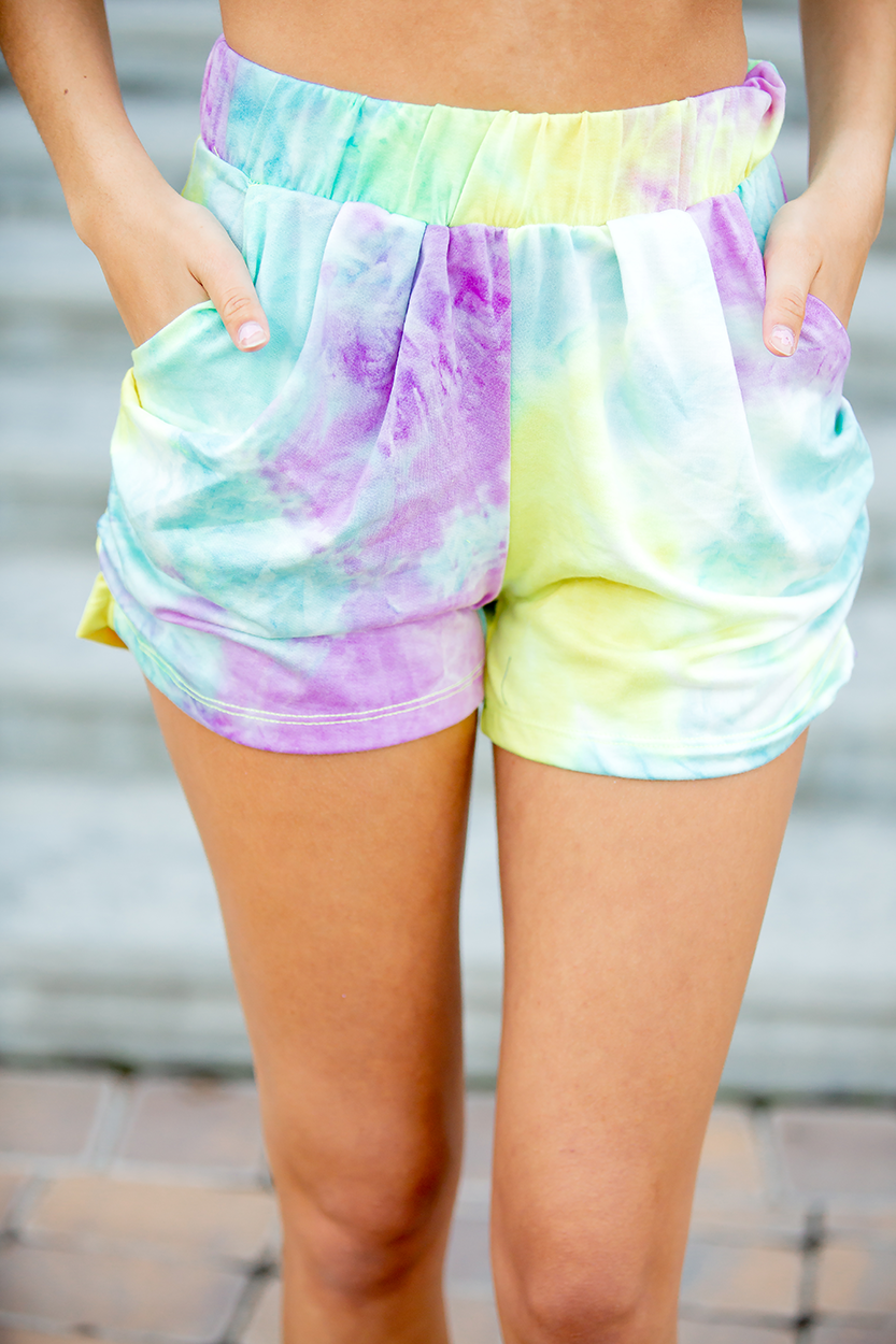 Ahead By a Century Tie Dye Lounge Bottoms (SALE)