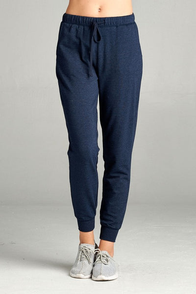 Down Time Navy Joggers (SALE)