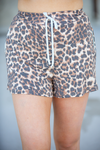 Cool and Collective Animal Print Lounge Shorts (SALE)