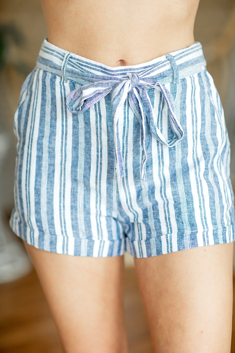 Best of All Striped Shorts