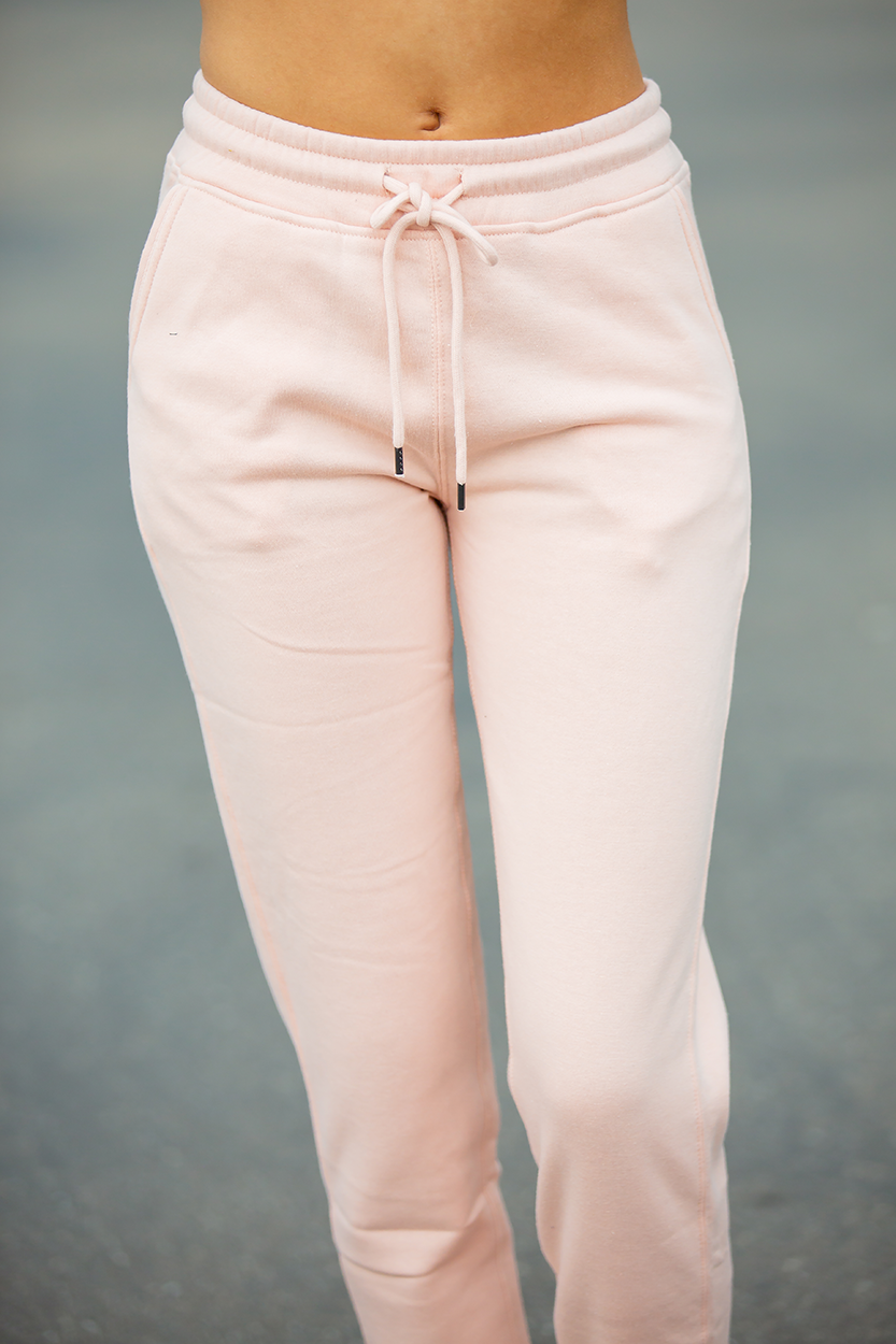 First Up Joggers in Peach (SALE)