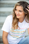 Kindness Looks Good On You Graphic Tee