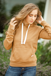 Highlights Hoodie in Butterscotch