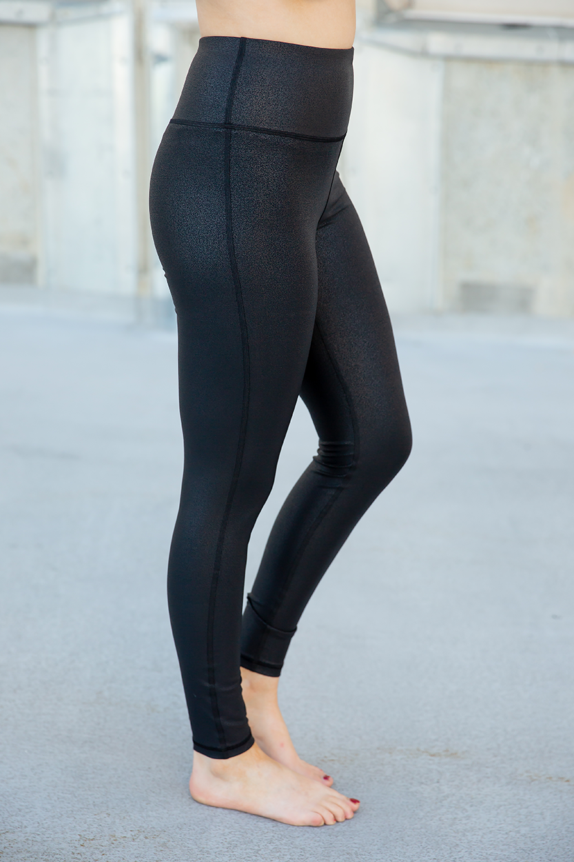 Got to Have Them Black Pebble Leggings