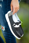 Gypsy Jazz Good Times Sneaker in Black