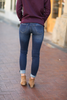 Taking A Chance KanCan Dark Wash Denim Jeans